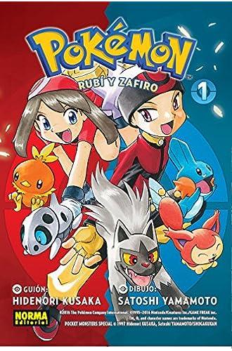 Pokémon 09. Rubí Y Zafiro 1