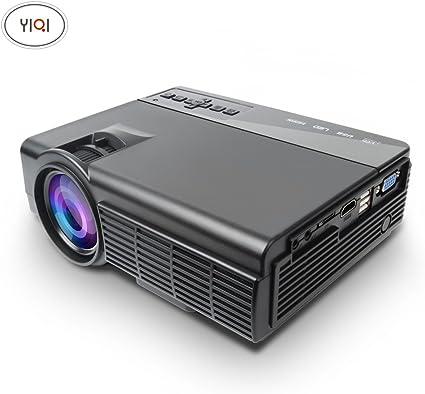 Proyector CPX-Q5L, Mini proyector de Video Cine en casa con 1800 ...
