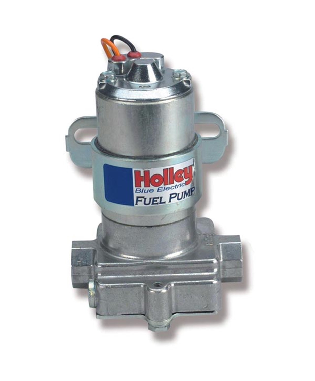 Holley 12-812-1 110 GPH Blue Electric Pump without Regulator by Holley (Image #1)