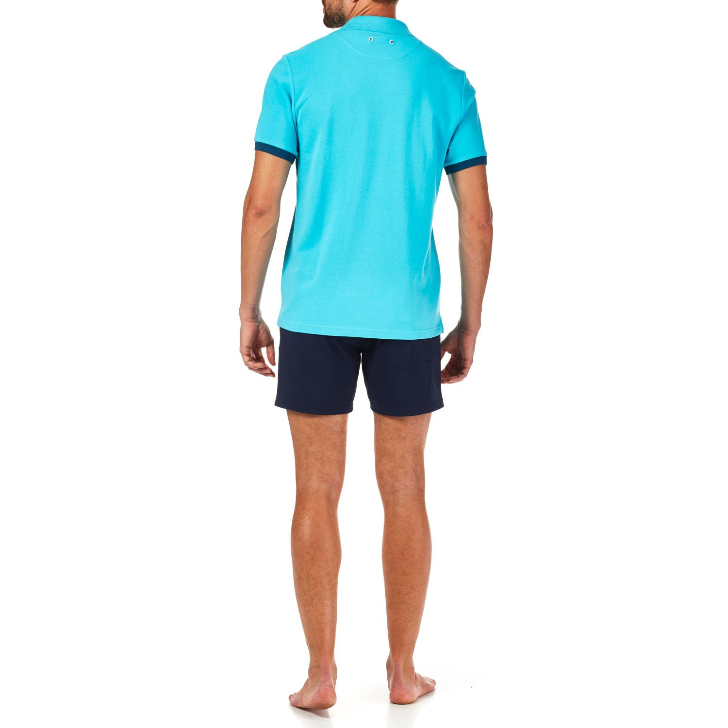 8fd03c77ae332 Vilebrequin Men's Palan Solid Pique Polo at Amazon Men's Clothing store: