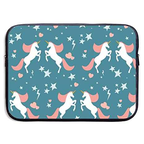 9a8d71b32b72 Amazon.com: VEGAS Colorful Unicorn (1) Laptop Sleeve Case Bag ...