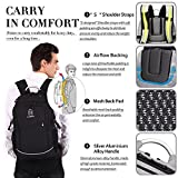 Business Laptop Backpack, 17 Inch Laptop Computer