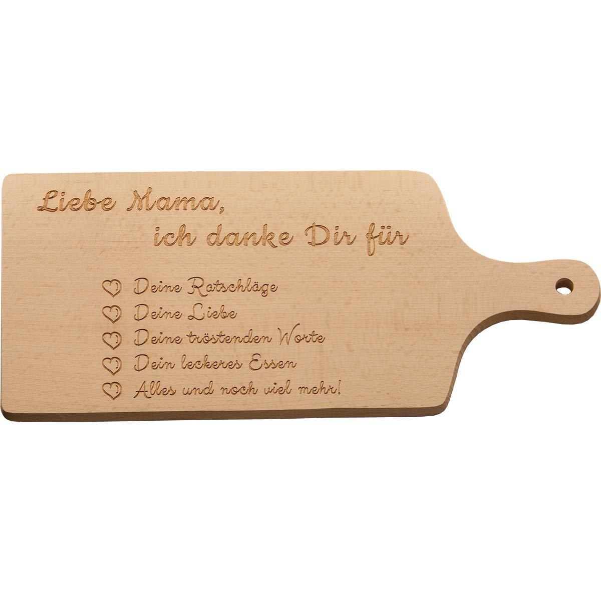 Compra Tabla de cortar de madera con mango, tabla de cocina ...