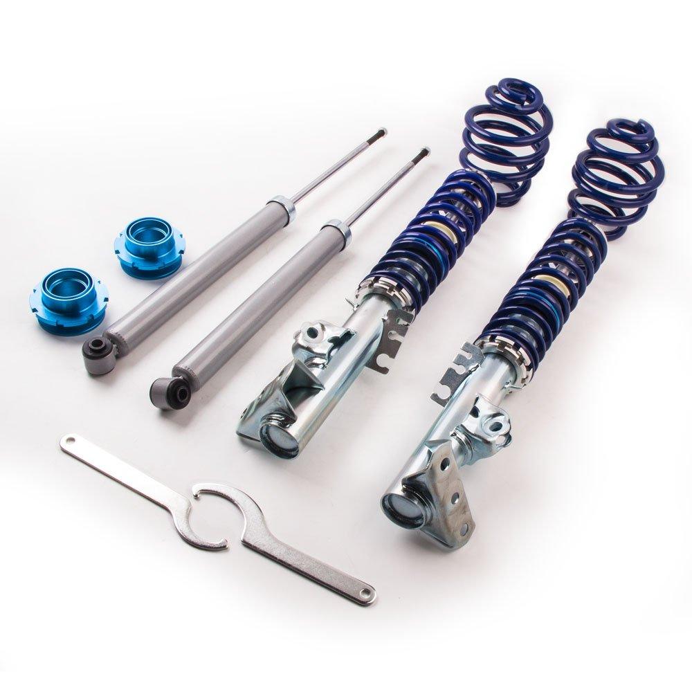maXpeedingrods Amortiguador de Muelle Ajustable Motor para E36