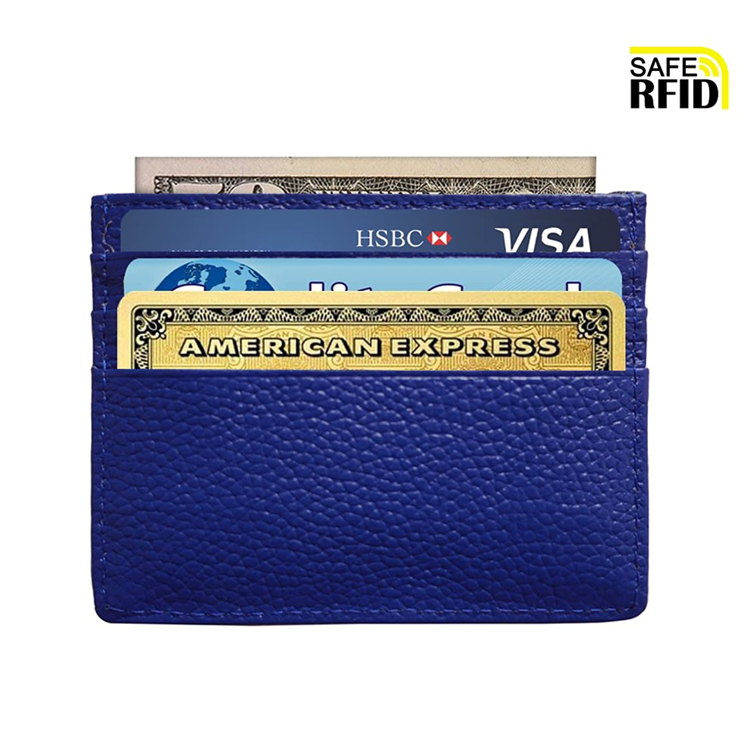 slim wallet rfid blocking minimalist wallet uni slim card