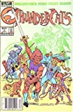 Thundercats #1 (Survival Run, Vol. 1)