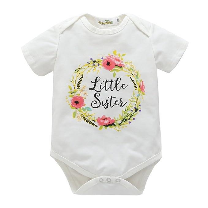 Niño bebé niña Pijama Mameluco Manga Corta bodis Trajes Fox Ropa de Verano Entero de algodón