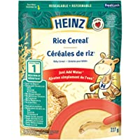 Heinz Rice Cereal, 227g (Pack of 6)
