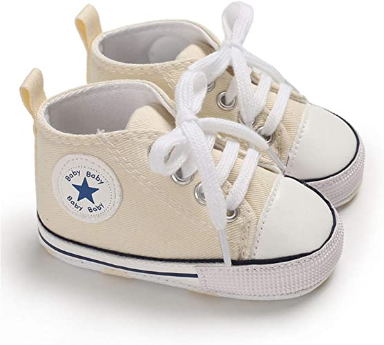 Babycute Infant Canvas Shoes Trainers