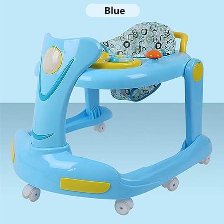 Primeros pasos de bebé Altura del asiento ajustable Actividad en 2 ...