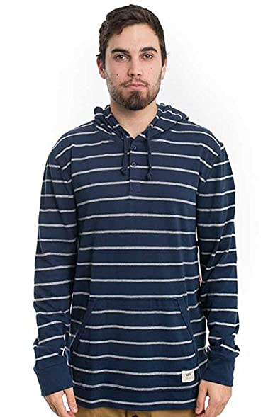 Vans Pullman Men's Pullover Hoodie, Size Small, Navy Blue at ...