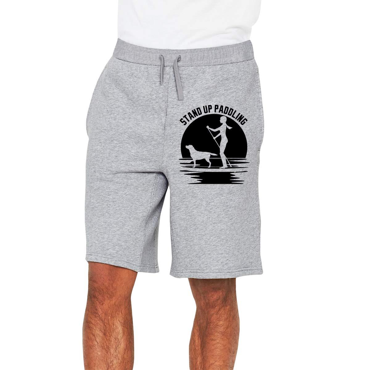YDXC2FY Mens Boardshorts Sportswear with Elastic Waist Drawstring
