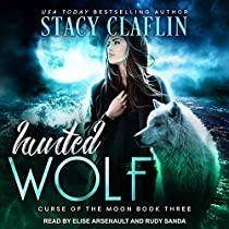 HUNTED WOLF: CURSE OF THE MOON SERIES, BOOK 3