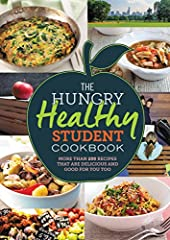 A student cookbook with a difference, The Hungry Healthy Student offers a choice of more than 200 quick, cheap and easy recipes, meaning more money in your pocket and more time to play! All the recipes have a healthy focus which means increas...