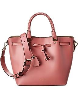 dd1a9e7574d60b MICHAEL Michael Kors Medium Blakely Leather Bucket Bag in Oxblood ...