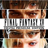 Final Fantasy XV Digital Premium Edition - PS4 [Digital Code]