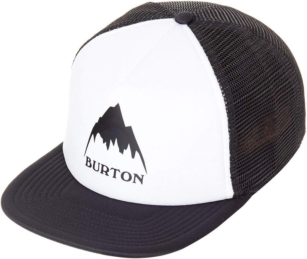 Burton I-80 Trucker Hat Casquette Stout White FR Taille Unique Taille Fabricant: 1SZ
