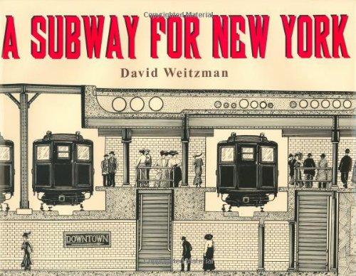 La Subway Map Year Opened.A Subway For New York David Weitzman 9780374372842 Amazon Com Books
