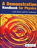 img - for A Demonstration Handbook for Physics by George D. Freier (1981-01-01) book / textbook / text book