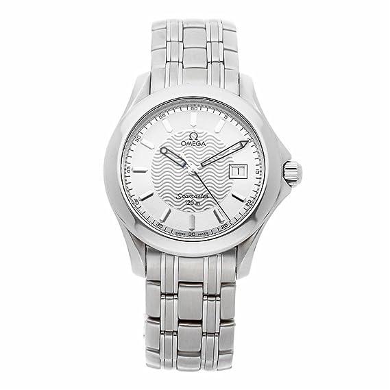 Omega Seamaster 2511.31.00 - Reloj de cuarzo para hombre (certificado de autenticidad)
