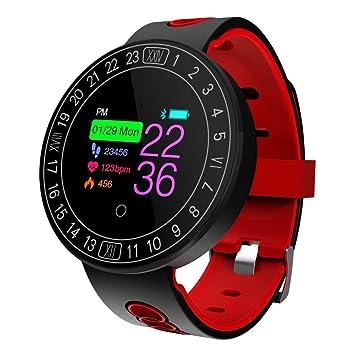 Pulsera de Fitness Tracker Pulsera conectada IP68 Fitness Activity Tracker Reloj deportivo de Cardio con frecuencia