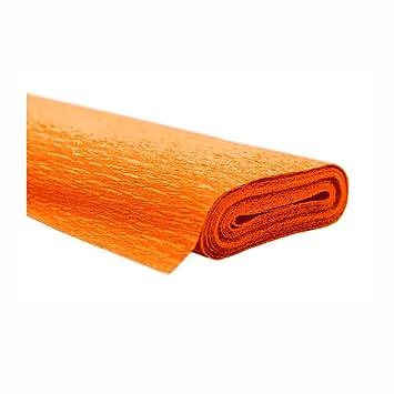 10 Rollen wasserfestes Krepppapier weiss 50x250 cm wasserfest