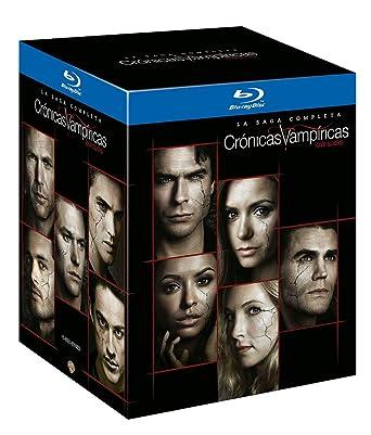 Cronicas Vampíricas Temporada 1-8 Serie Completa Blu-Ray Blu-ray ...
