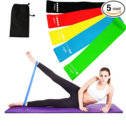 Amazon Com Better Performance Resistance Bands For Legs And Butt