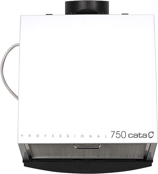 Cata Professional 750 L - Extractor centrífugo de cocina, 185 W ...