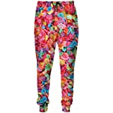 Casual Pants 3D Printed Fruity Pebbles Sweatpants Trousers Fashion Loose