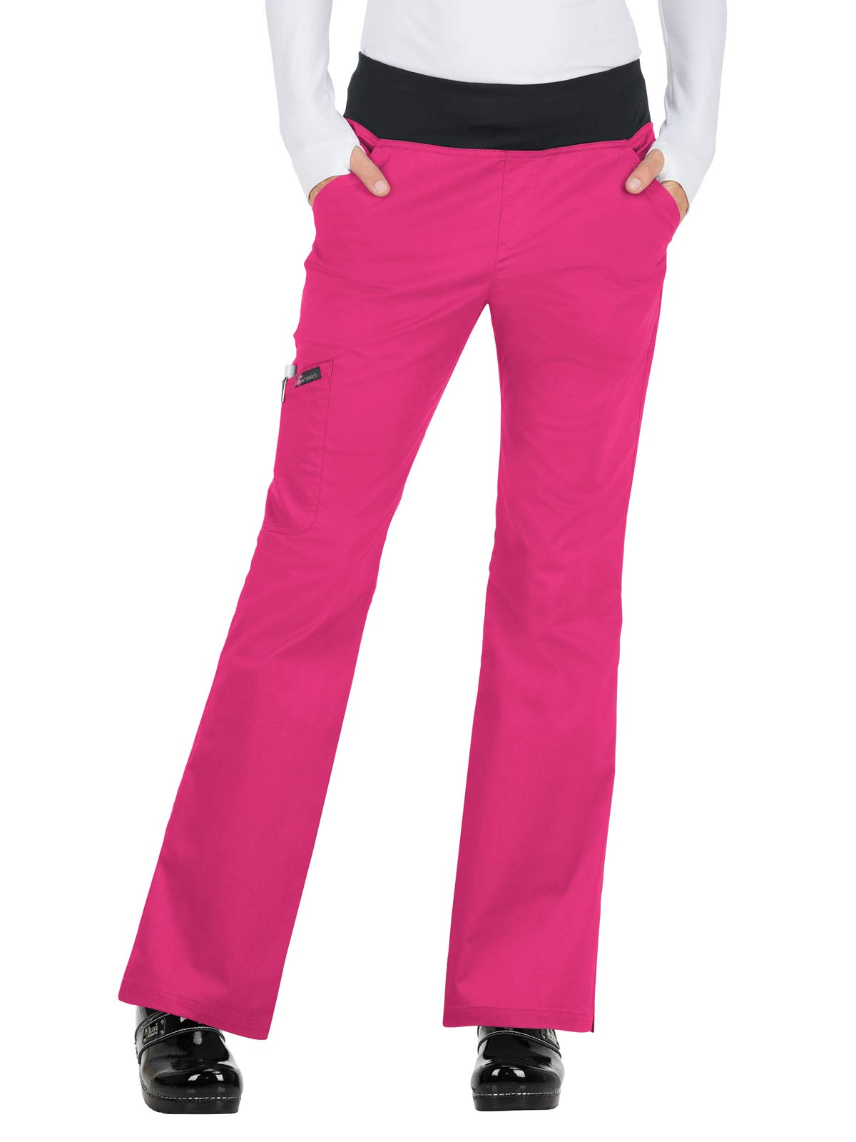 KOI Stretch 730 Women's Liza Scrub Pant Flamingo S