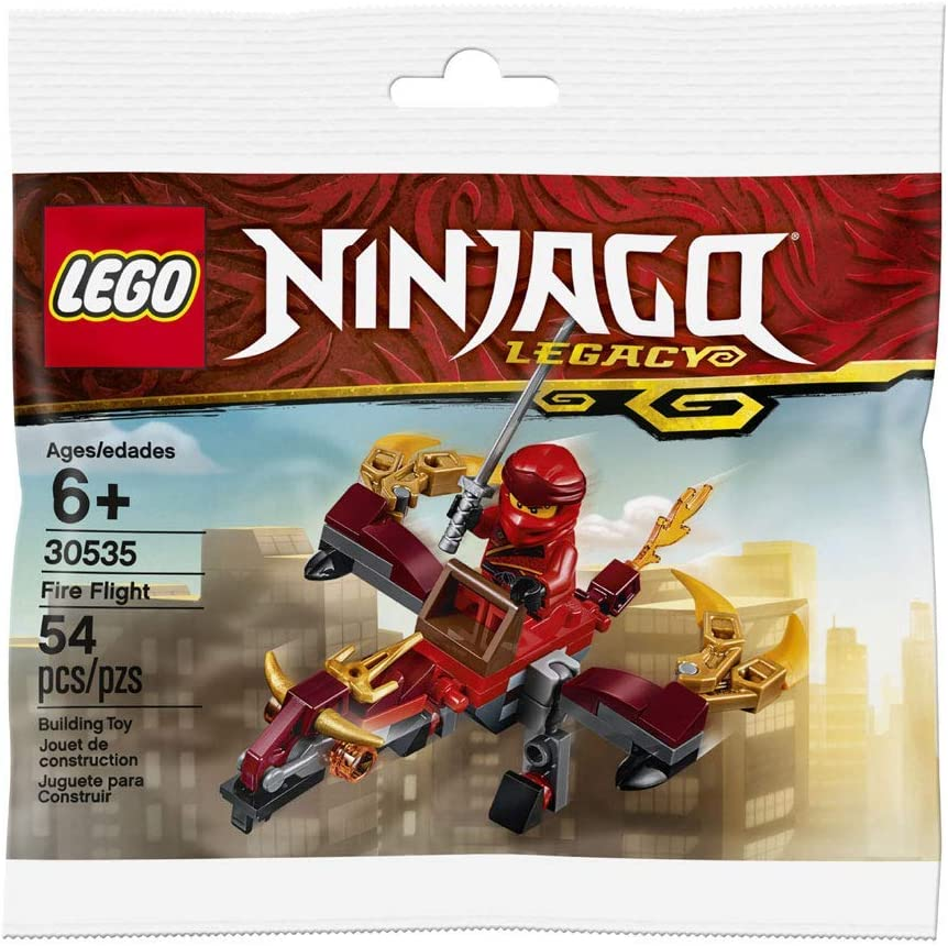 LEGO Ninjago Kai Fire Dragon polybag (30535)