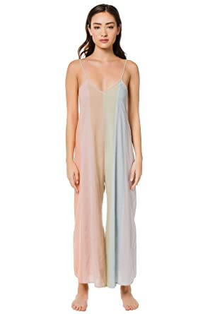 a11ce9d1bce Mara Hoffman Women s Carly Jumpsuit Cover Up at Amazon Women s ...