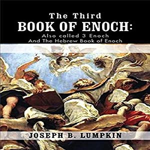The Third Book of Enoch Audiobook