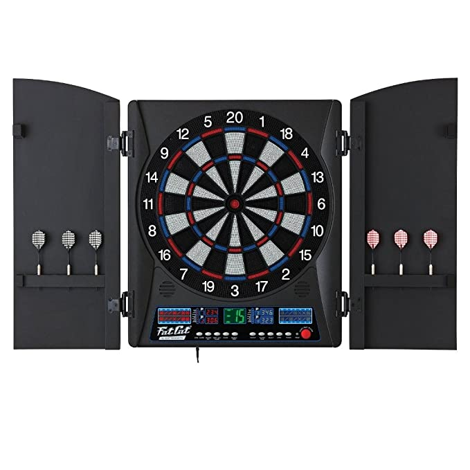 Fat Cat ElectronX Electronic Dartboard - Best Premium Board