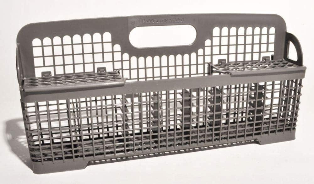 (RB) W10190415 Dishwasher Silverware Basket for Whirlpool KitchenAid