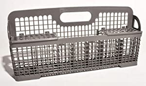 (RB) W10190415 Dishwasher Silverware Basket for Whirlpool KitchenAid