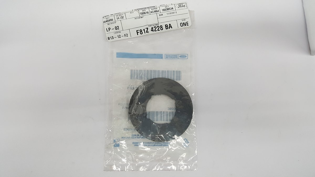 Ford Washer, Part Number F81Z4228BA
