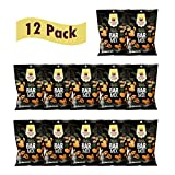 Imperial Nuts Bar Mix Snack Packs – Sweet & Savory (12 Pack x 4 oz) – Great Grab & Go Snack High in Protein Kosher Certified