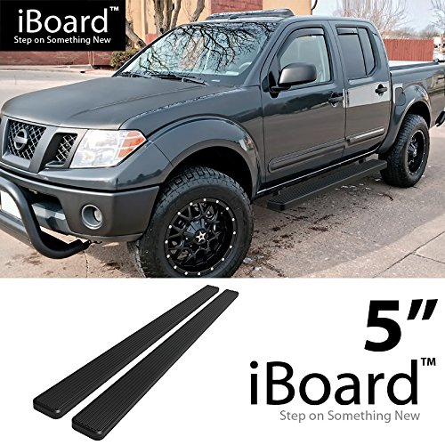 Frontier Boards Running Nissan (Off Roader eBoard Running Boards Black 5