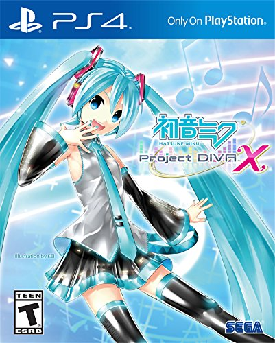 [Hatsune Miku: Project DIVA X - PlayStation 4] (Canada Dance Costumes)