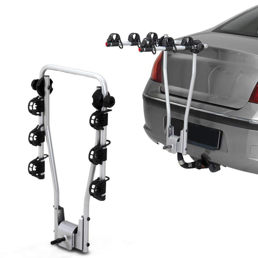 3 Bicycle Bike Car Cycle Carrier Rack For Skoda Octavia Estate 2005-2013