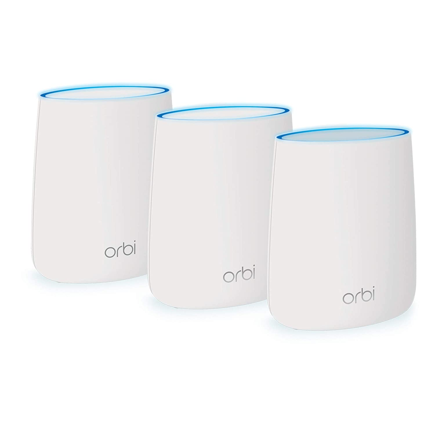 Orbi For Big Home Mesh WiFi System With 2 satellite extenders