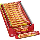 Starburst Original Fruit Chews 2.07 oz, 36 ct. (pack of 4) A1