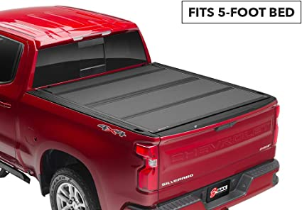 Amazon Com Bak Bakflip Mx4 Hard Folding Truck Bed Tonneau Cover