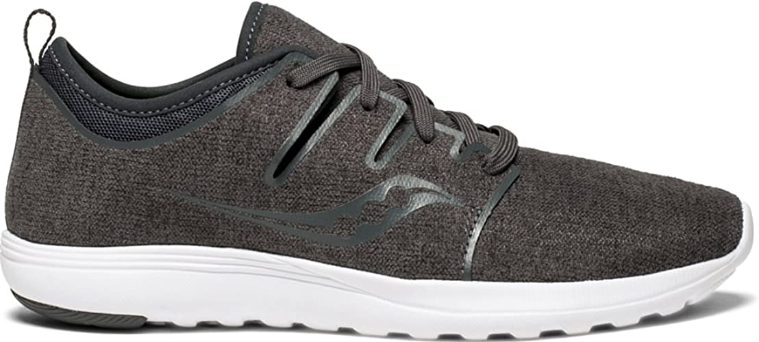 Saucony Womens Eros Fabric Low Top Lace Up Fashion Sneakers