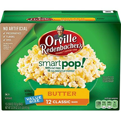 Orville Redenbachers SmartPop Popcorn Classic product image