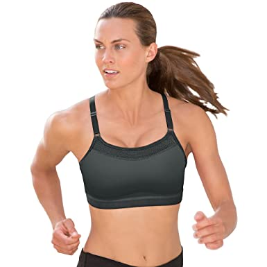 ff5d94a495745 Image Unavailable. Image not available for. Color  Champion Womens The Show-Off  Sports Bra ...
