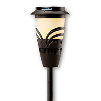 Thermacell Lexington Mosquito Repellent Patio Shield Torch, 15-Foot Zone of  Protection