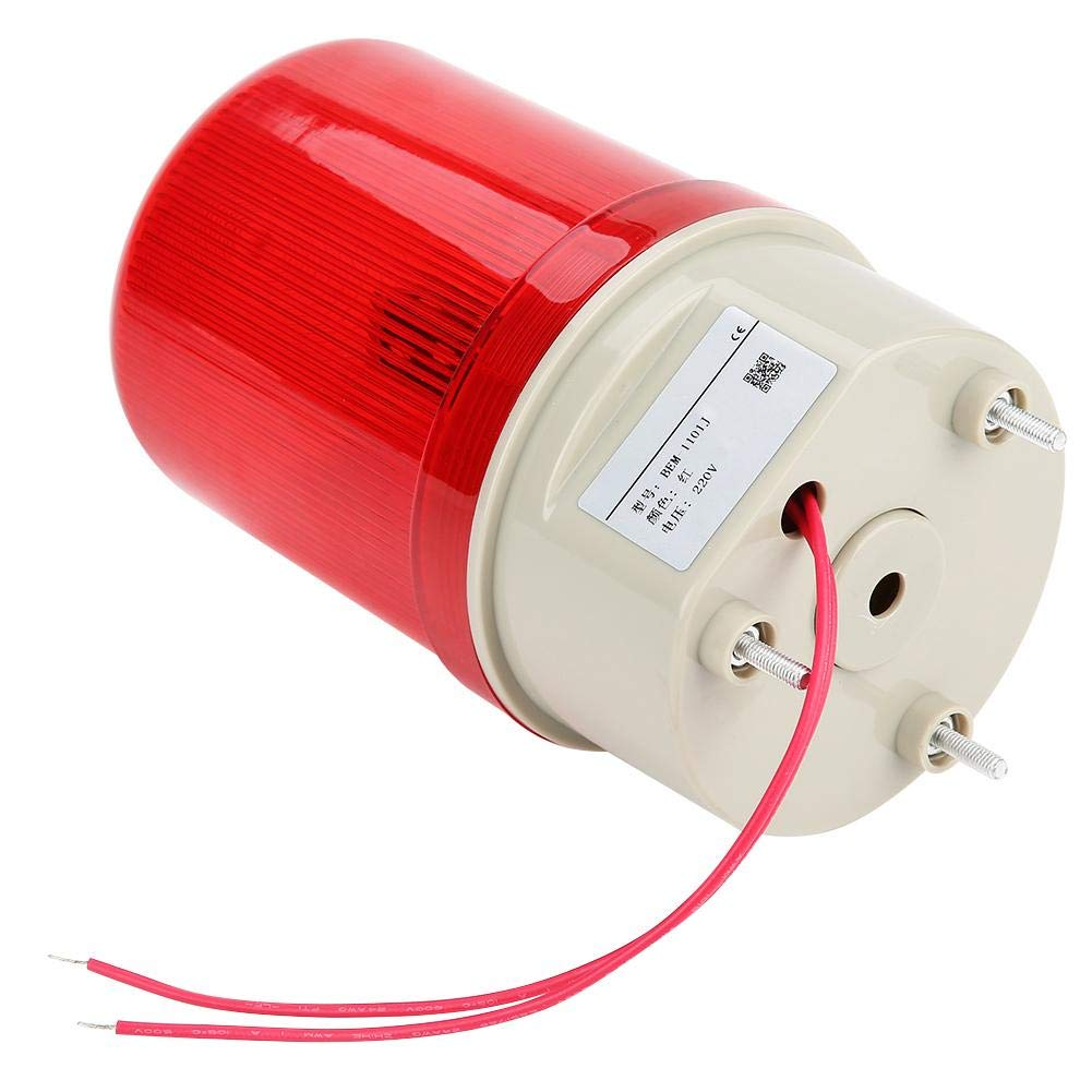 BEM-1101J 220V Luz de advertencia giratoria Luz de ...